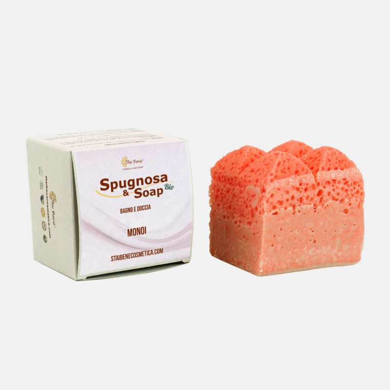 Spugnosa e Soap Monoi- Seducente