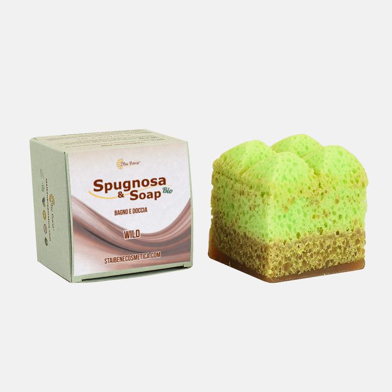 Spugnosa e Soap bio Wild - Selvaggio