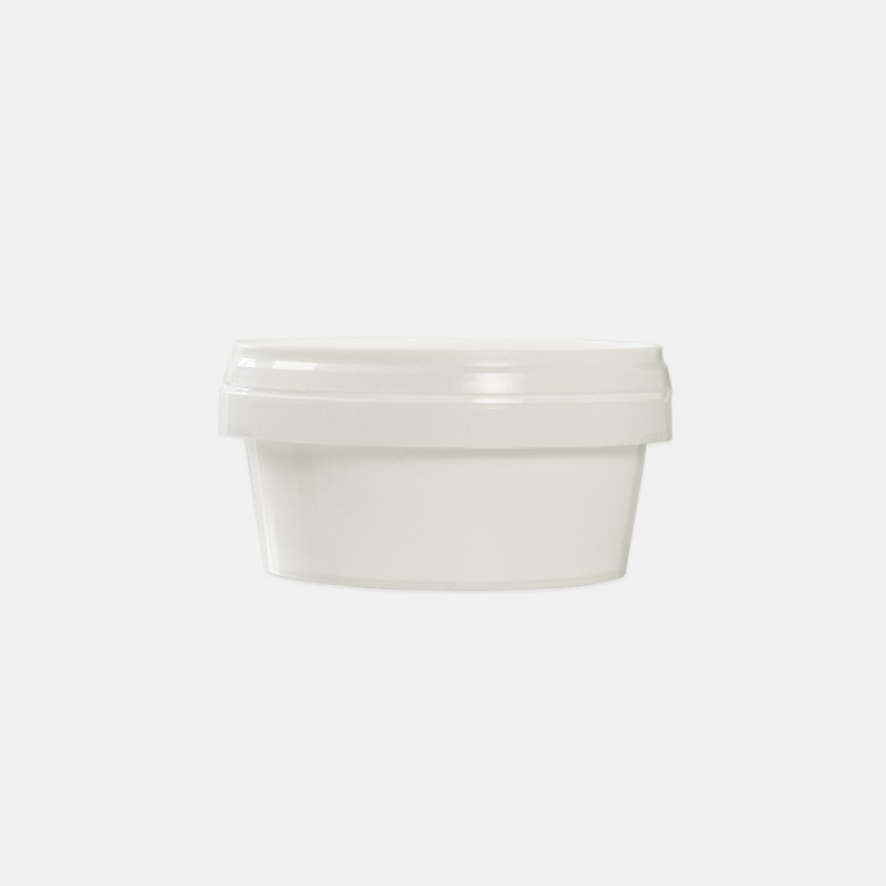 Plastic Zero Waste Container for SolidOlio and Solid Shampoo