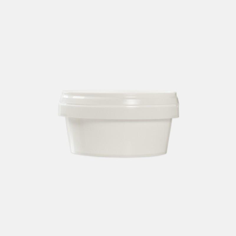 Contenitore Zero Waste in Pet per Riuso SolidOlio e Shampoo Solido