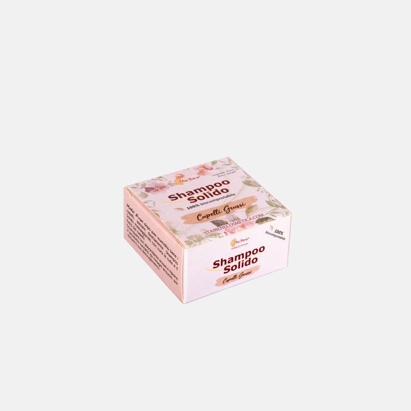 Shampoo Solido - Capelli Grassi
