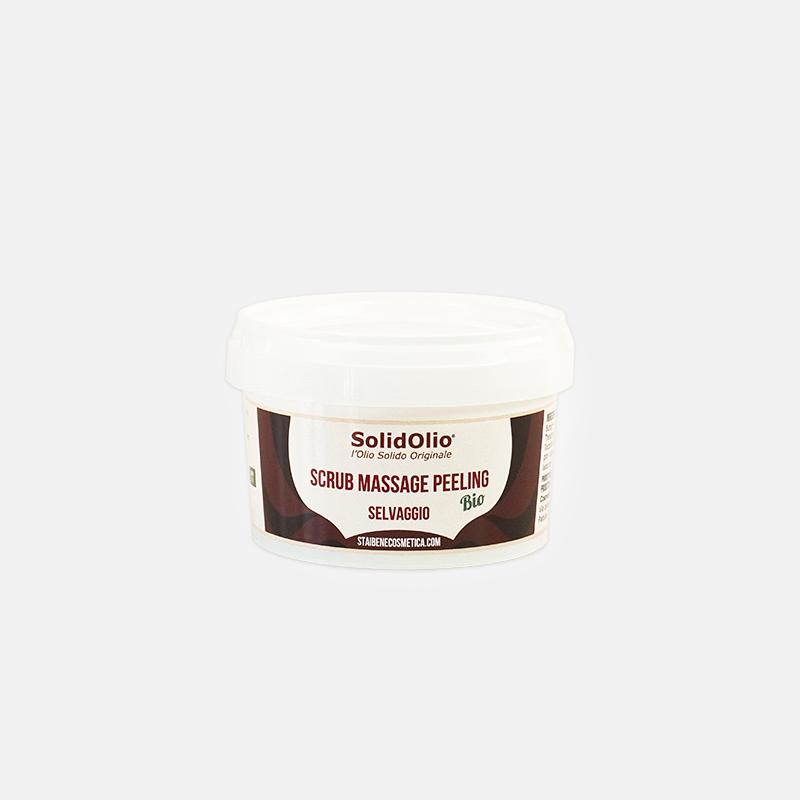 SolidOlio® Bio Scrub Selvaggio 300 gr