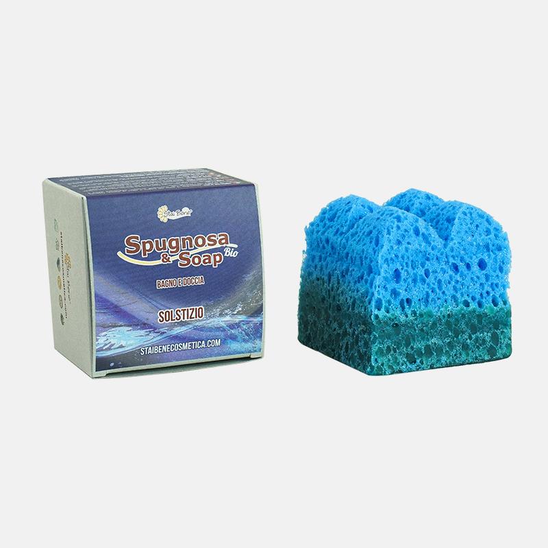 Spugnosa e Soap Solstizio- Accattivante