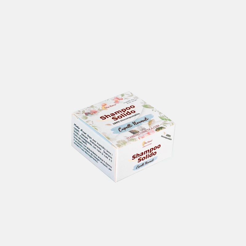 Shampoo Solido - Capelli Normali