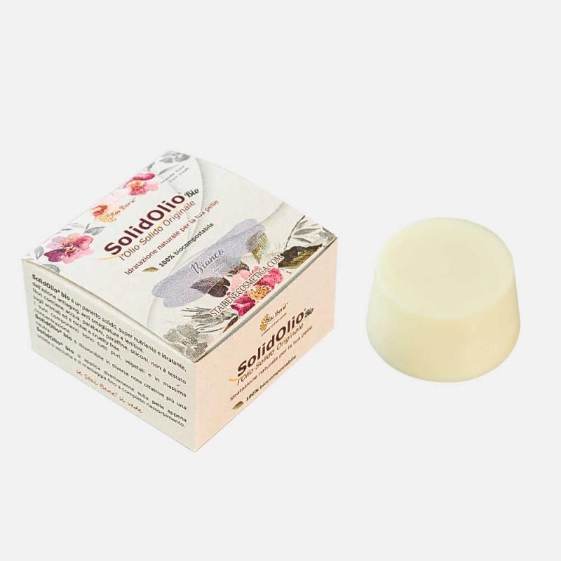 SolidOlio® White-  excellent for dermatitis,eczema,skin inflammations - Zero Waste