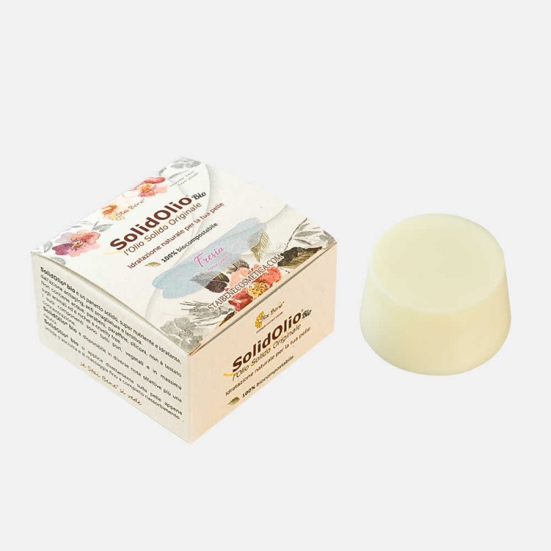SolidOlio® Fresia (Aria) Fresia e Giacinto- Fioritissima - Zero Waste