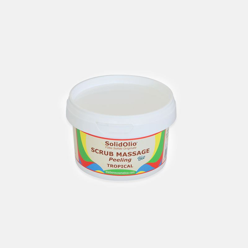 Solidolio® bio Scrub Tropical 300gr