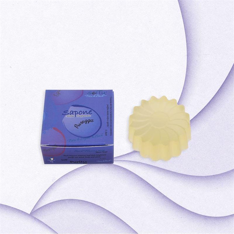 Fiore di Sapone bio Bach  Armonia- Purezza