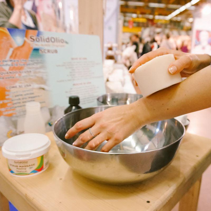 SolidOlio® Scrub Bianco 300gr